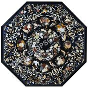 48 Marble Dining Table Top Marquetry Decorative Inlay Interior Home Decor E604
