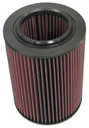 Kandn E-9187 For Volkswagen Transporter Bus T4 Washable Drop In Panel Air Filter