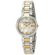 Raymond Weil Womenand039s Shine White Mother Of Pearl 1600-sps-00995