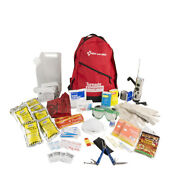 Survival Kit Bug Out Bag Disaster Backpack Camping Hiking First Aid Water Food