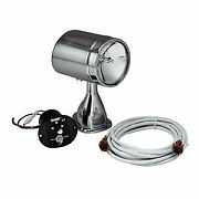 Guest 22040a Stainless Steel Marine 5-inch Spotlight/floodlight Kit With Remo...