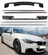 Bmw F30 Performance Kit 340i Exhaust Conversion And Decals Fitting