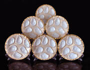 Minton Oyster Plate 1890 Gold English Rare These Are A Future Investment