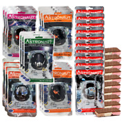 25 Pcs. Astronaut Space Food - Freeze Dried Fruits And Ice Cream Sandwiches