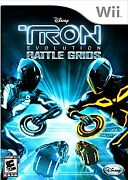 Tron Evolution Battle Grids Wii 2010 New Factory Sealed Game