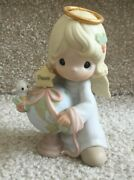 Precious Moments Angel Christmas Around The World 2003 Chapel Exclusive 116710