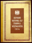 Fifa World Cup 1954 Complete Album Trading Cards Germany - Kosmos