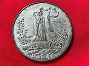 Japan 1913 7th National Special Product Exposition White Metal Medal