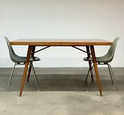 Paul Mccobb Planner Group Spindle Dining Table / Mid Century