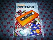 The History Of Nintendo 1889-1980 By Florent Gorges Russian Edition Book