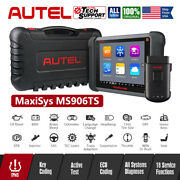 Autel Maxisys Ms906ts Diagnostic Scanner Tablet Tpms Service Tool Wireless Scan