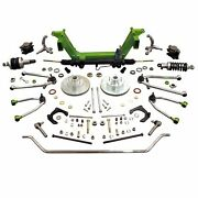 1955-57 Chevy Bel Air Performance Ifs Stage V Front End Mustang Ii Kit V2.0 Tri