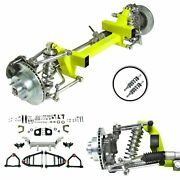 Performance Ifs Front End Uses Mustang Ii 2 Spindles Universal 56.5 Ck Kit Track