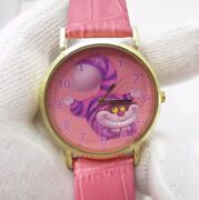 Cheshire Catrose Dial Matching Full Size Unisex Character Watchm-4l@@k