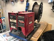 Lincoln Electric Ln-8 Wire Squirt Welder Professional Heavy Duty
