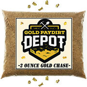 Gold Paydirt Depot - '2 Ounce Gold Chase' - Gold Paydirt Panning Concentrates