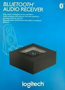 Logitech - 980-000910 - Bluetooth Audio Adapter For Bluetooth Streaming
