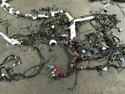 2007 2009 Bmw X5 E70 3.0l I6 N52k Main Body Wire Wiring Harness Cable Oem+