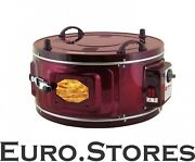 Yildiz Electric Round Oven With Thermostat Turkish Flat Baker 44 Cm 220 Volts