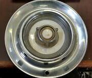 1959 Chrysler Imperial 14 Vented Style Hubcap Wheel Cover