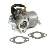 Carburetor With Gaskets For John Deere Am117822, Am121369 Yard Tractor Engines