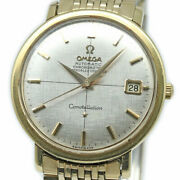 Omega Constellation Chronometer 168.004 Automatic Vintage Watch 1967and039s Oh