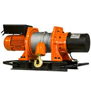 Prowinch 1/2 Ton Industrial Electric Winch 1000 Lb Heavy Duty With Wire Rope 220