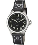 Air Blue Alpha C S/s Pilots Watch Automatic With Date Sapphire Crystal 44mm Case