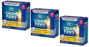 3 22.5 Lb Fresh Step Triple Action Cat Litter Low Track Scented Low Dust
