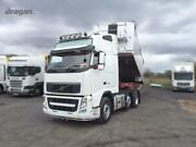 Roof Bar + Leds + Spots + Clear Beacons For Volvo Fmx 13 - 21 Globetrotter Truck