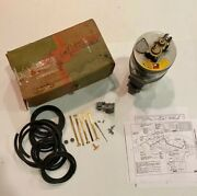 Nos 1958 Chevrolet Impala Car Gm Accessory Windshield Washer Kit Complete 987809