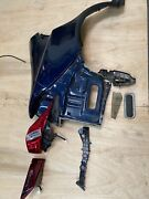 Lexus Is300h Driver Side Rear Quarter Panel Complete With Stop Lamps And Bracket