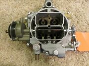 1957 Only C1 Corvette Wcfb 4bbl Carburator--283/220hp-powerglide 6-1271--ncrs