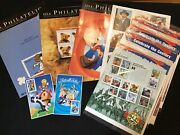 Lot Sealed Celebrate The Century Stamps 1910-30andrsquos Usps Stamp Cards Philatelic