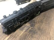 American Flyer Steam Locomotive 21160 Reading Lines 4x4x2 And Tender Manual Revers