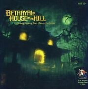 Betrayal At House On The Hill .family Board Game, Avalon Hill Sealed