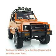 Capo 1/6 Rc Crawler Sixer1 Samurai Jimny Pro W/ Radio Roof Rack Light Painted