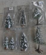 Christmas Trees Display Accessories Christmas Village Train Layout Dept 56 Lemax