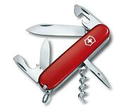 Spartan Swiss Army Knife Medium Pocket Knife With Can Opener- 24