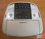 2015-2020 Chrysler 300 Overhead Console With Sunroof And Garage Door Controls Oem