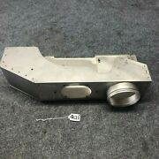 Bell 47 Helicopter Shroud P/n 047-615-208-001