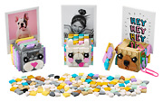 Brand New 2020 Lego Dots Mini Dog Photo Picture Holders 41904