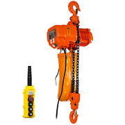 Prowinch 5 Ton Electric Chain Hoist 10000 Lbs Load Capacity 30ft Lifting Height