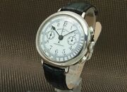 Eberhard And Co 100th Anniversary Limited Chronograph 31008 Manual Vintage Watch
