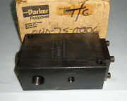 Parker Cp1200s5m Pilot Operated Check Valve Poppet Area Ratio 51 Hydraulic New