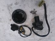 93 To 98 Triumph 900 Sprint Lock And Key Set Ignition Switch Gas Cap Seat Lock