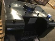 Gmc C4500-c8500 Rh 50 Gallon Steel Fuel Tank With Strap Kit 2002 And Earlier