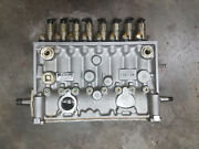 Original Zexel Pe8p Fuel Injection Pump Body Housing Assy For Hino F-2 Engine F2