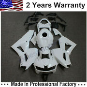 Motocycle Fairing Kit Unpainted Injection Bodywork For Honda Cbr 600 Rr 2013-19
