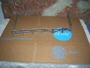 1950's Marx 4 Barb Wire Fence Line Parts Vintage Wwii Playsets